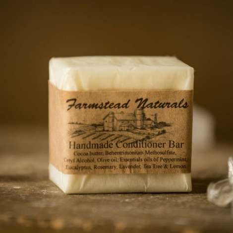 Conditioner Bar By Farmstead Naturals