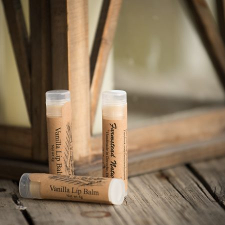 Vanila Lip Balm by Farmstead Naturals Handcrafted Natural Soaps and Salves Bath & Beauty Products