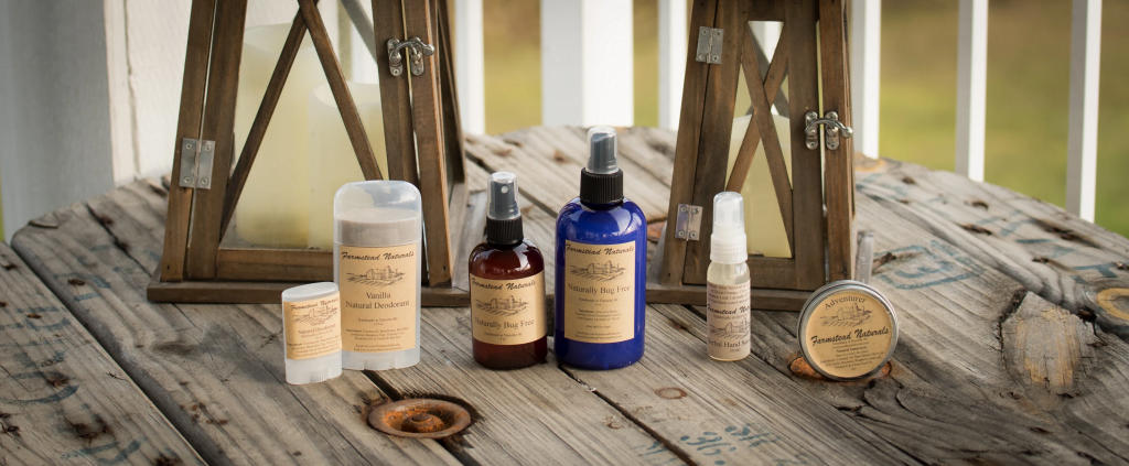 Farmstead Naturals Handcrafted Natural Soaps and Salves Bath & Beauty Products