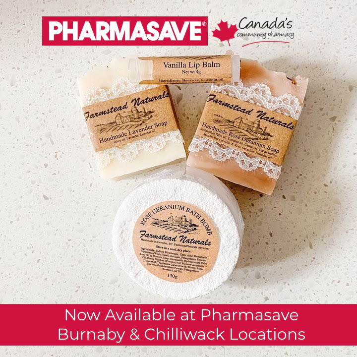 by Farmstead Naturals Handcrafted Natural Soaps and Salves Bath & Beauty Products