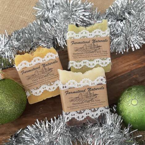 Christmas Soap Set